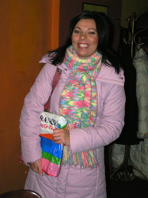 Bosoracke stretko 13.12.2005 BA - zbalim svoje caky paky a idem:)
