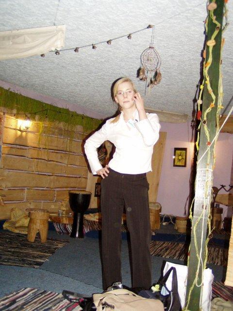 Stretko snažiliek a nesnažiliek, v BA 10.4.2006 - made