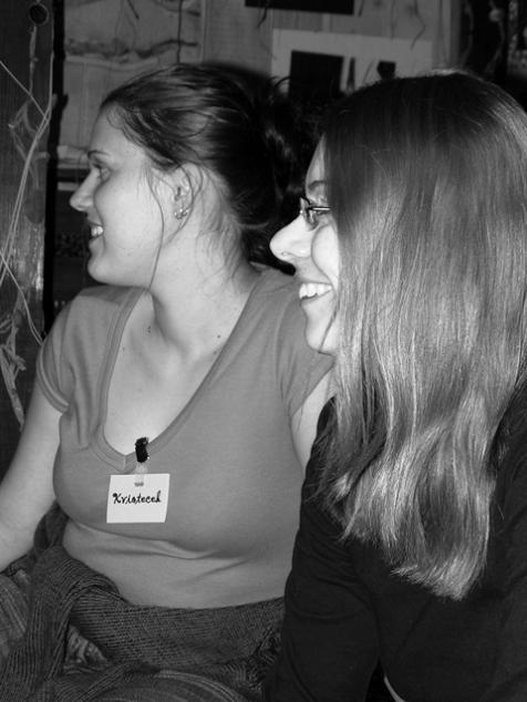 Stretko snažiliek a nesnažiliek, v BA 10.4.2006 - Obrázok č. 19