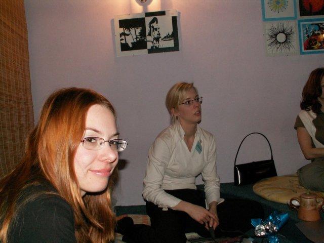 Stretko snažiliek a nesnažiliek, v BA 10.4.2006 - zab_ka, made
