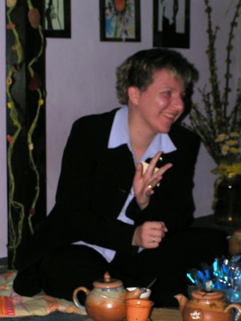 Stretko snažiliek a nesnažiliek, v BA 10.4.2006 - zuz