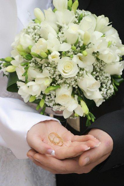 Moja fialova svadba - Alebo voňavučké frézie?