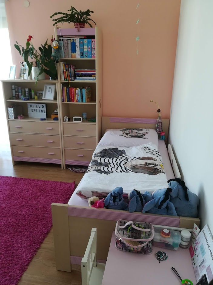 Dievčenská posteľ - NOVÁ CENA - Obrázok č. 4