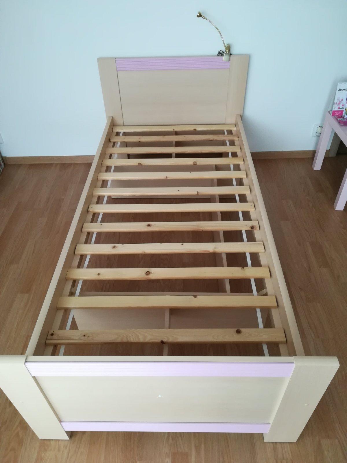 Dievčenská posteľ - NOVÁ CENA - Obrázok č. 1