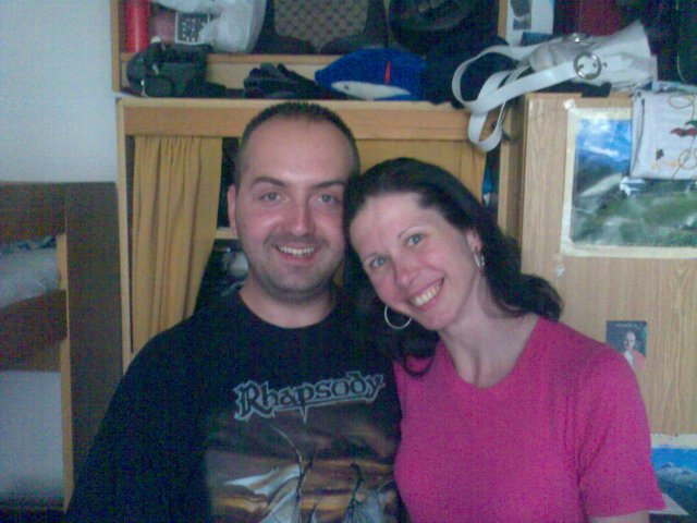 Johny and Susan 23.6.2007 v BB - My dvaja
