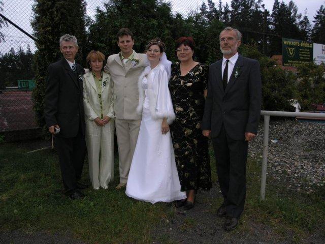 Lenka Bednářová{{_AND_}}Lukáš Vlach - rodiče