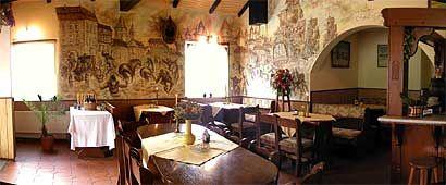 restaurace v Limuzech