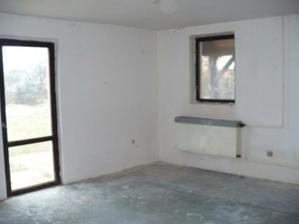 ložnice - ještě jednokřídlé dveře