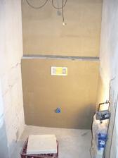 zazděné wc