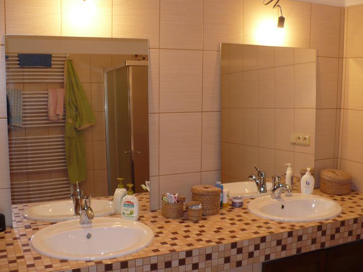 Dva roky práce :) - a teď nás čeká jen to lepší... zařizování... :)) - zrcadla budou ve dřevěném rámu