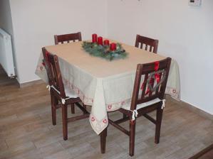 Vánoční stůl.. :)