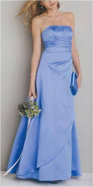 Wedding stuff - Bridesmaid dress (The colour is more lilac though)