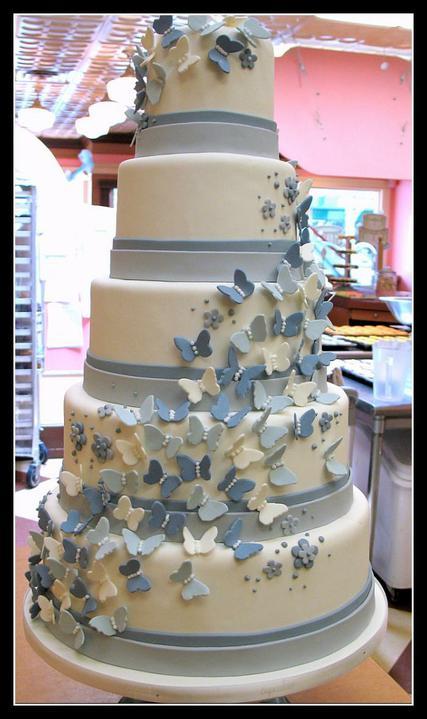 Wedding stuff - The style of cake we like :)