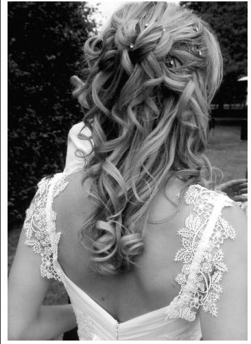 Wedding stuff - My hairstyle??