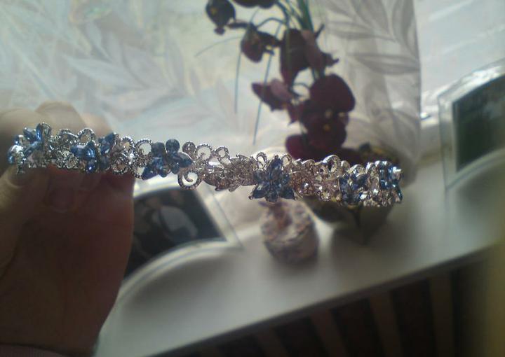 Wedding stuff - older bridesmaid headband