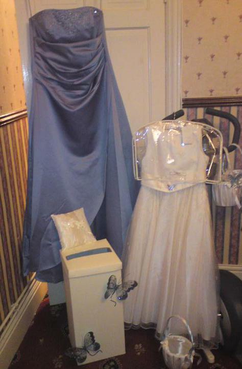 Wedding stuff - some of the wedding things