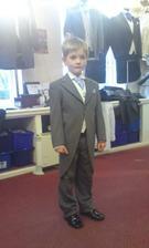my little pageboy :)