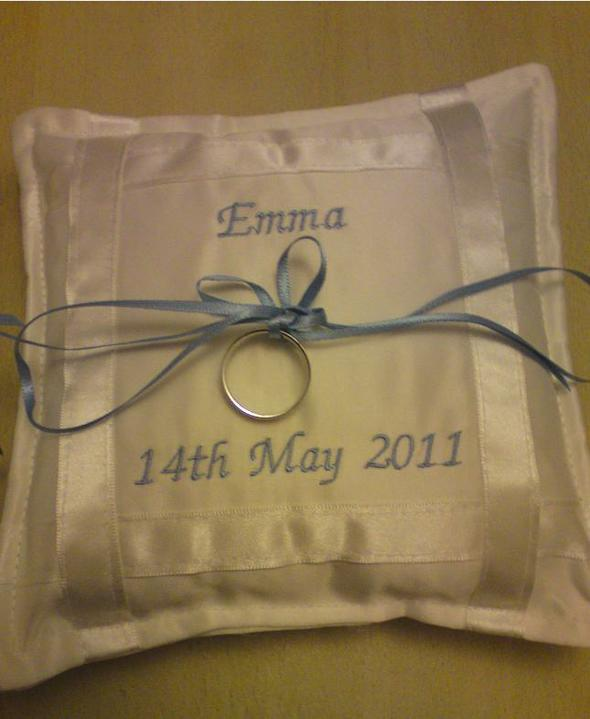 Wedding stuff - Due to being unable to choose one ring carrier :) ...