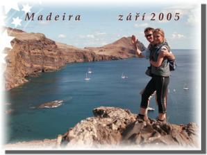 """Naši svatební cestu na """"vlastní pěst"""" jsme prožili na portugal.ostrovech Madeira a Porto Santo"""