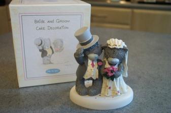 Fur unsere Hochzeitstortita