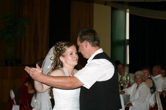 náš prvý spoločný tanec