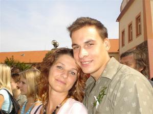 pred rokem na svatbe...ta ale nebyla nase