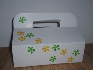 Krabička na koláčky