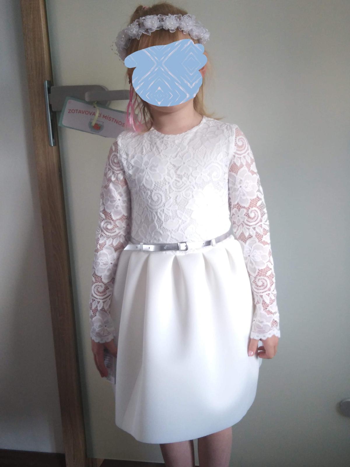 Šaty s visačkou - Obrázek č. 1