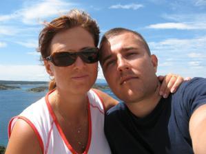 MY na našej prvej spoločnej letnej dovolenke...Chorvátsko