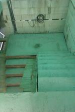 schody pohlad z hora