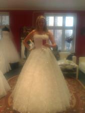 moje šaty :-)