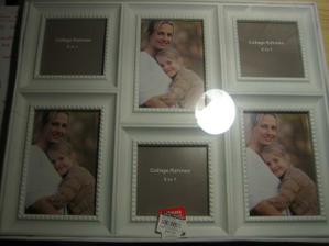 album na rodiné fotky jako svatební dekorace