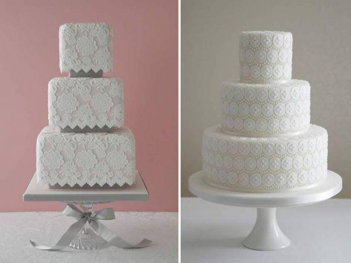 Lace Wedding Decorations & Details - Obrázok č. 8