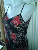 romantické kvetované šaty Esprit veľ. 36/38, 38