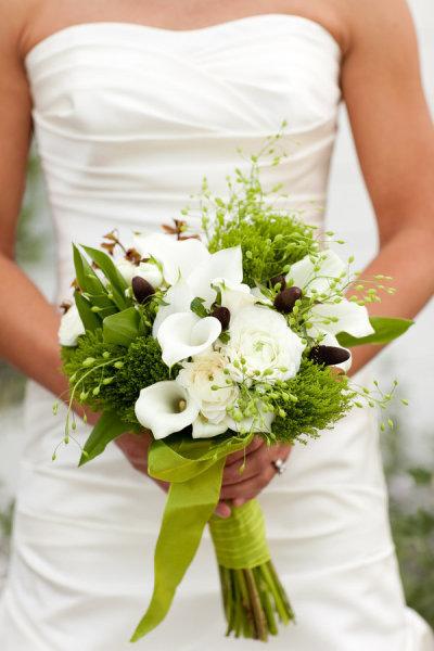 Kvety - tozelen v tej kyticke sa mi paci