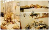 Vianočná výzdoba, p. Lucia