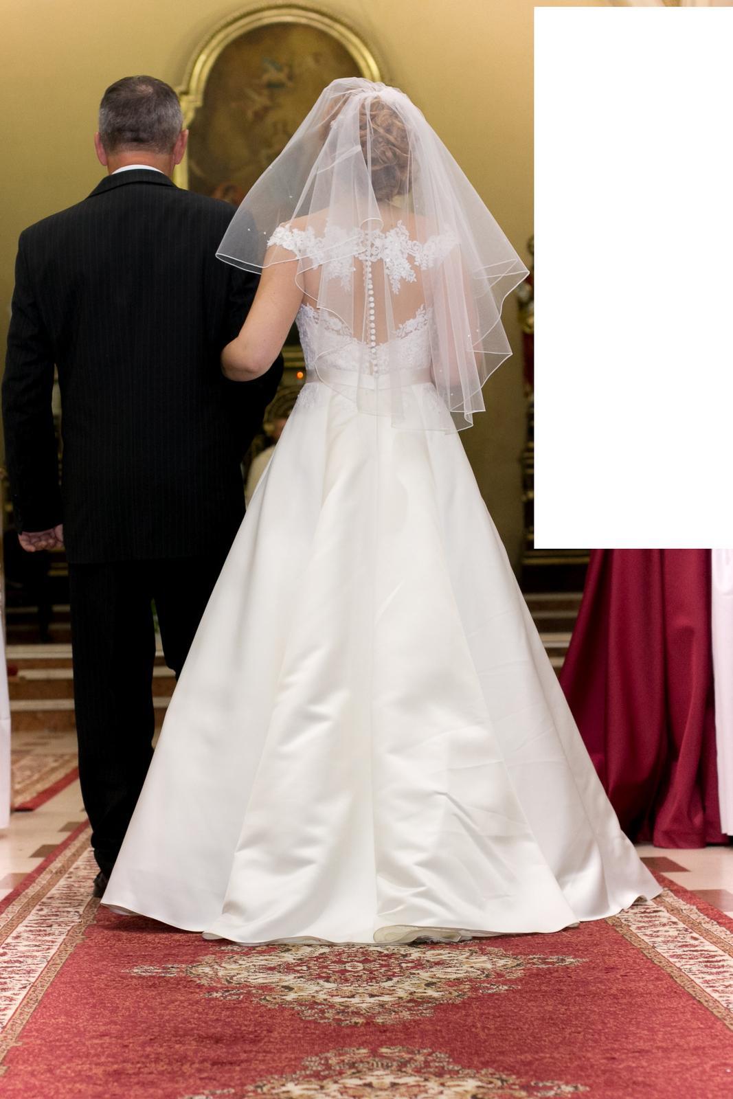 Šaty Eva - Obrázok č. 1