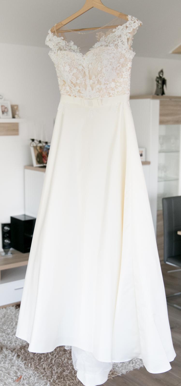 Šaty Eva - Obrázok č. 4