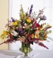 Představy - luční květy,krása