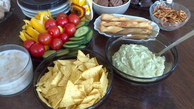 Rillettes a guacamole