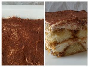 Tiramisu - náš druhý nejoblíbenější domácí dezert (první je Pavlova)