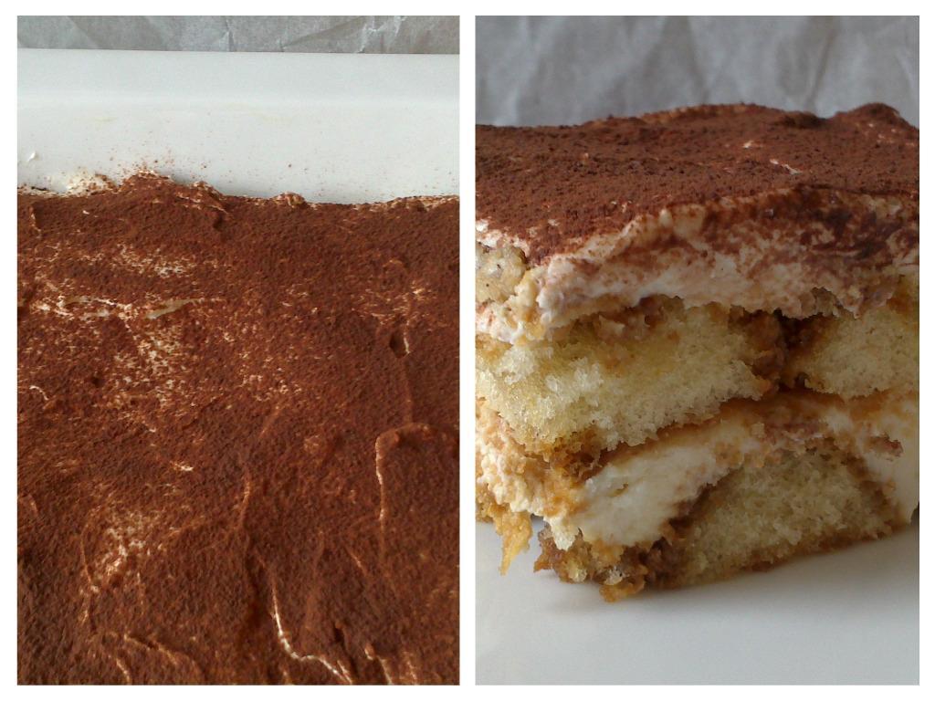 A občas i vařím... - Tiramisu - náš druhý nejoblíbenější domácí dezert (první je Pavlova)
