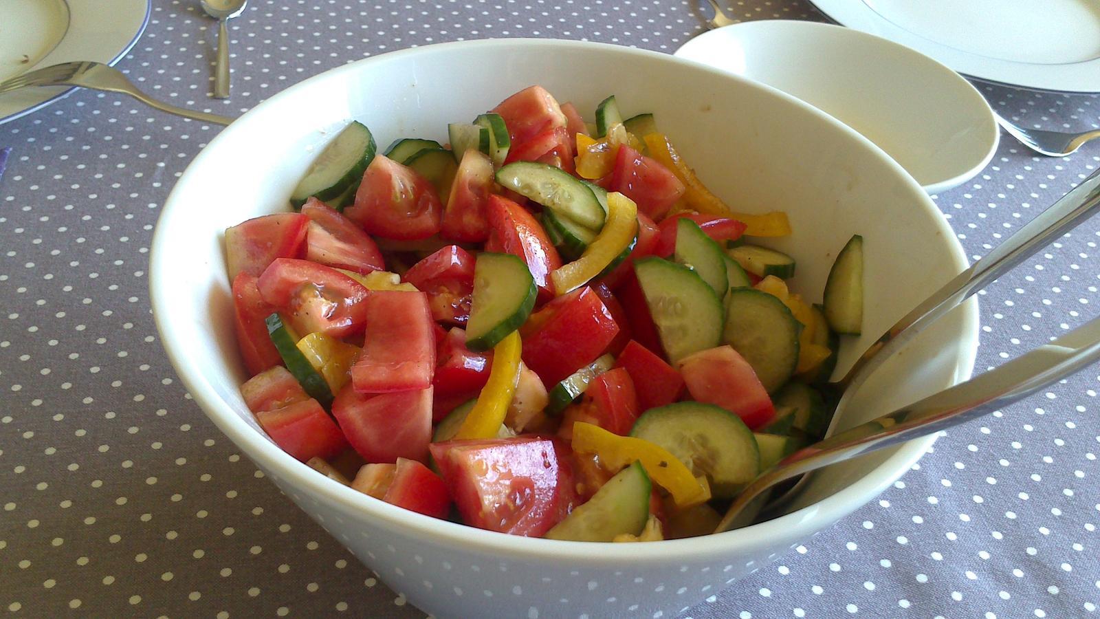 A občas i vařím... - Oblíbený salát