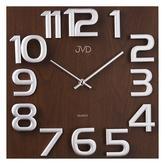 Nástenné hodiny s vystupenými čislicami . rozmer: 30 x30 cm, cena 33€