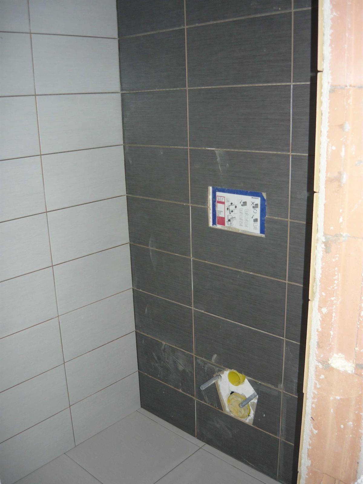 Horni wc, spodní koupelna,... - Obrázek č. 1