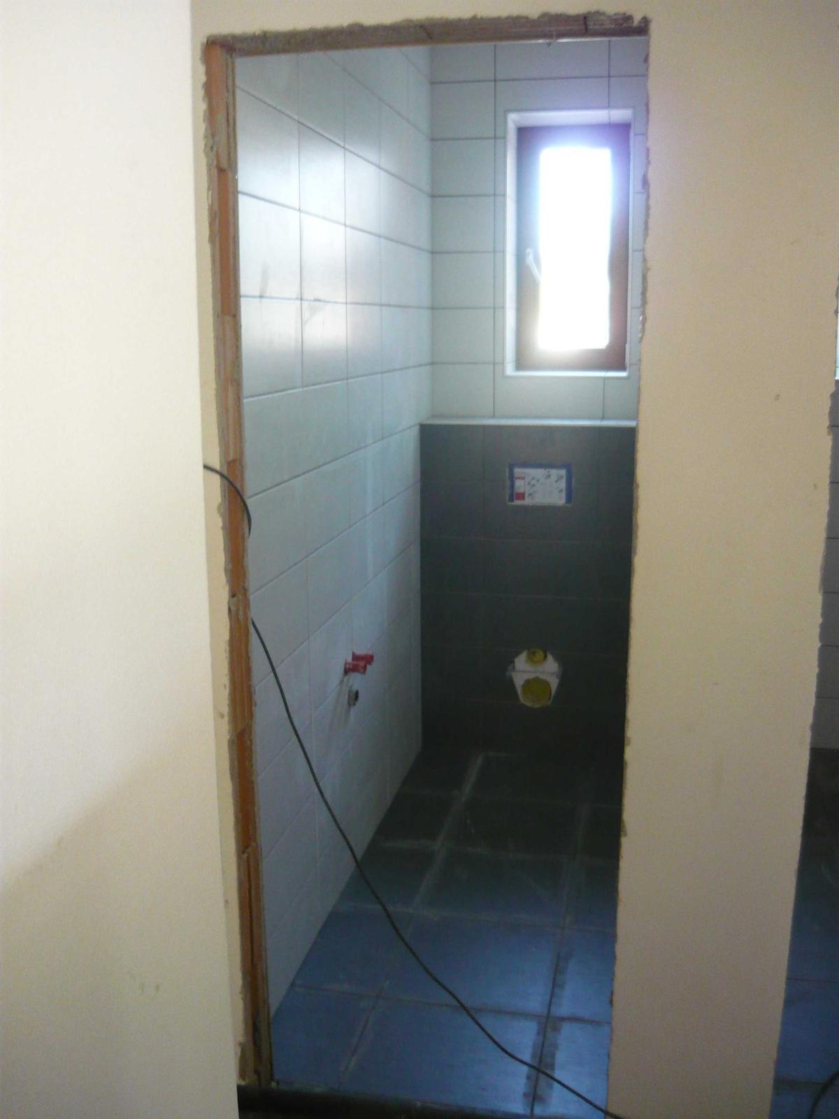 Horni wc, spodní koupelna,... - Obrázek č. 3