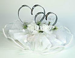 Výzdoba svatebního auta nevěsty...