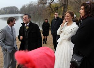 Piknik proběhl na Proboštských jezerech.