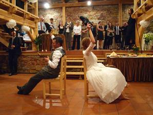 Jedna drobná svatební hra.