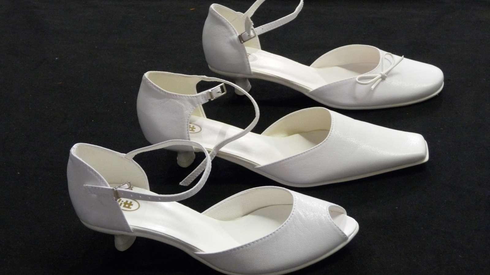 Svatební obuv Witt - Obrázek č. 1